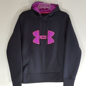 Under Armour Pullover Hoodie Cold Gear Women's (M)